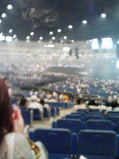 小田さん、コンサート始まります♪